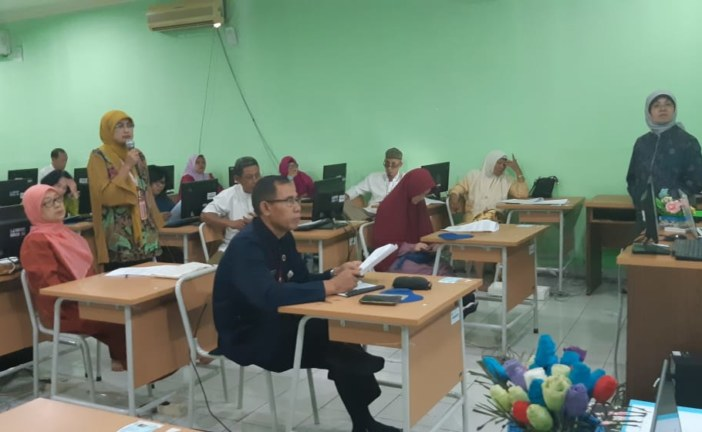 WORKSHOP MODEL PENILAIAN INOVATIF