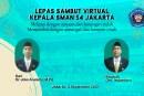 Kegiatan Lepas Sambut Kepala SMAN 54 Jakarta tahun 2021